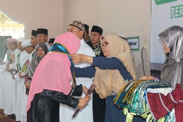 Wisuda Tahfidz Kelas Akhir Perguruan Diniyyah Al-Azhar Muara Bungo (3)