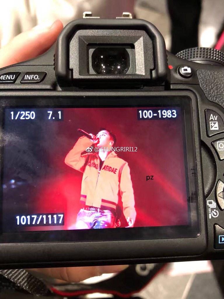 BIGBANG via GottaTalk2V1212 - 2017-12-15  (details see below)