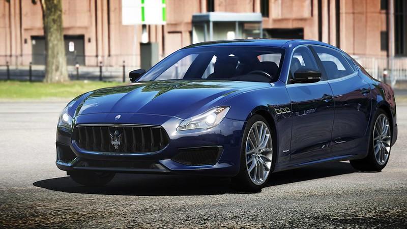 Assetto Corsa MaseratiQuattroporte GTS