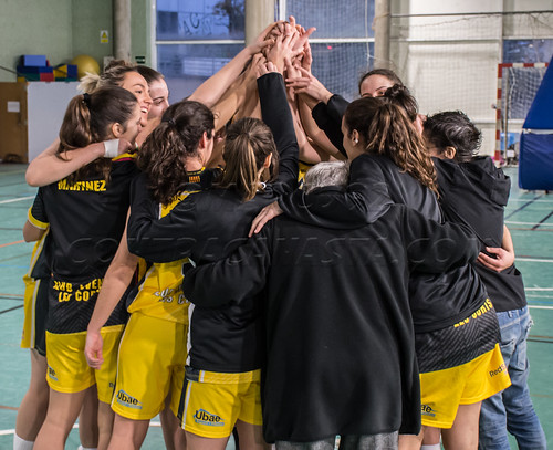 Joventut Les Corts Universidad Oviedo LF2