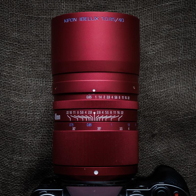 KIPON IBELUX 0.85/40mm MK2