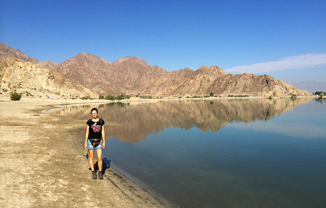 Lake Cahuilla, California, USA