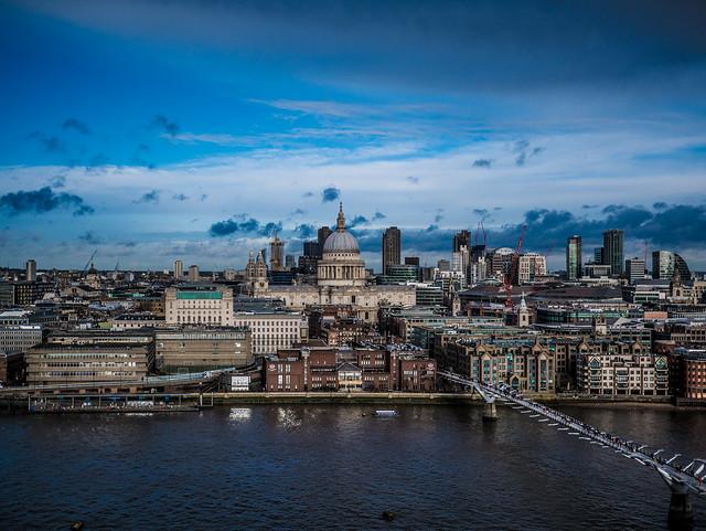Londres 29 décembre 2017 - London december 29th 2017