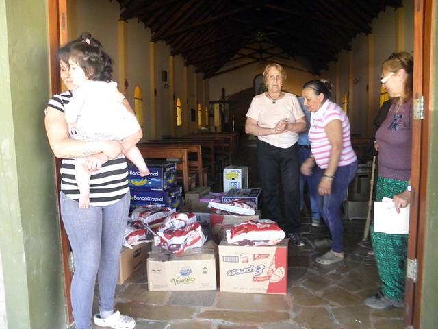 Natal dos Pobres na Argentina