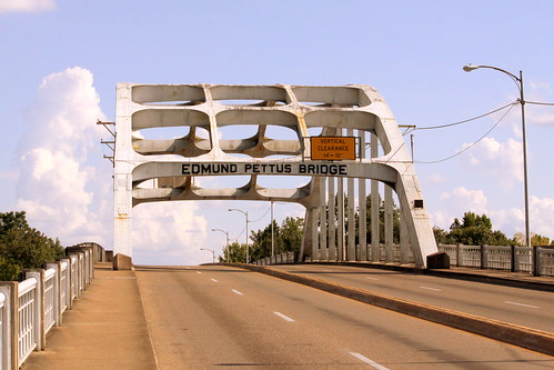 Landmark: Edmund Pettus Bridge - Selma, AL