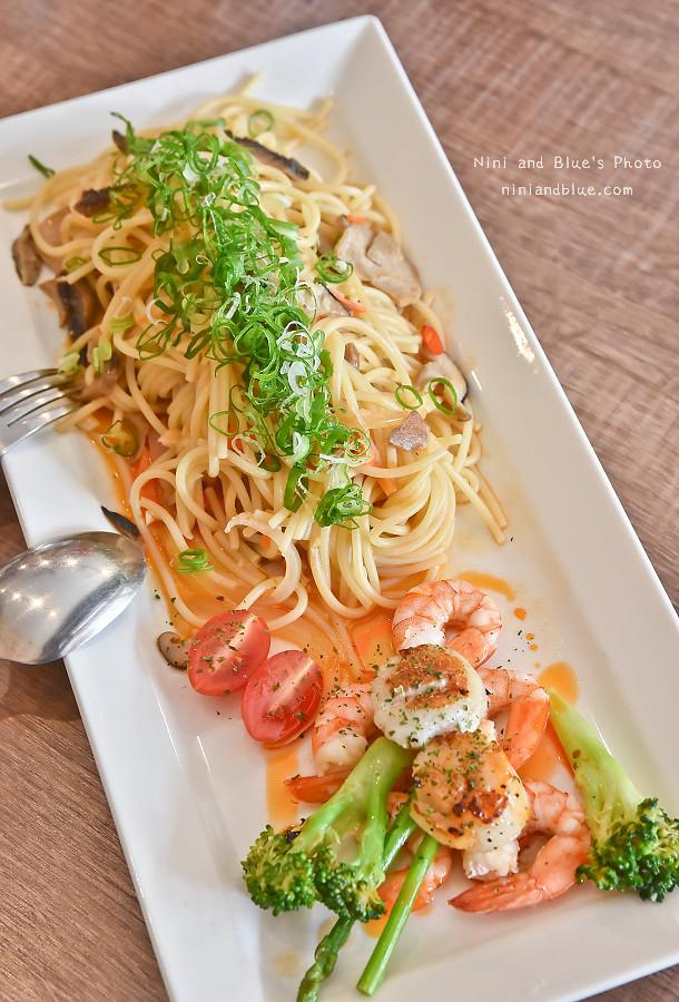 台中義大利麵米古pasta 15