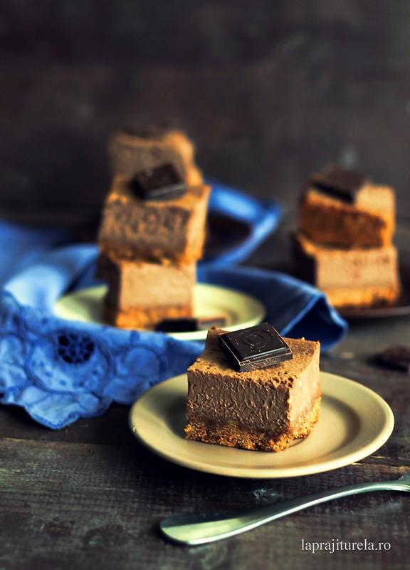 cheesecake cu cioco