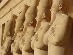 Deir el Bahri - Hatshepsut Temple