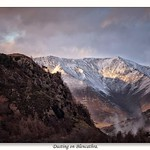 """Dusting on Blencathra"""