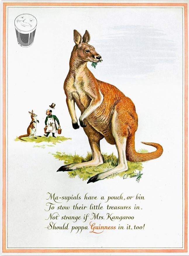 Guinness-1952-kangaroos