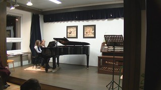 Deblín v Tišnově (8.12.2017)