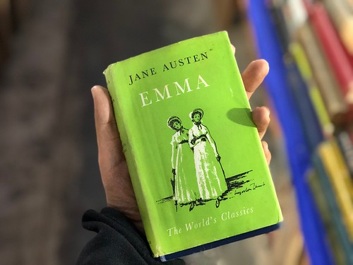 Possessing Jane Austen, Wholly, Absolutely, Irreversibly