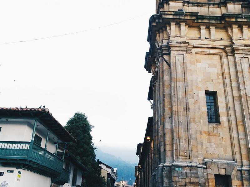 Plaza Bolívar, Bogotá • COL