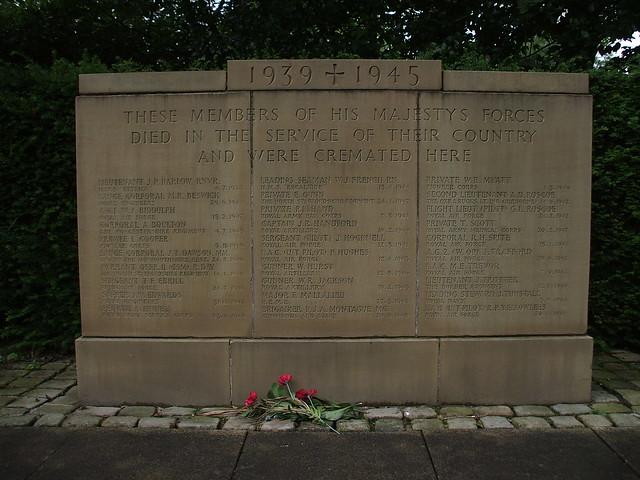 Carmountside WW2 Fallen Memorial, Fujifilm FinePix A700