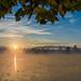Lake Tye at Sunrise by kernelpanic3
