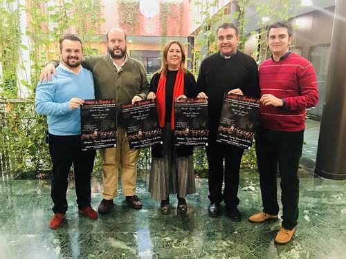 Presentación Concierto de Navidad de La Oliva
