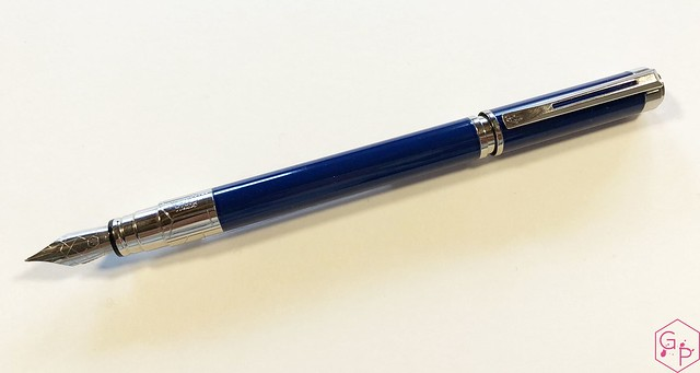 Review Waterman Perspective Fountain Pen @KnightsWritingC 13