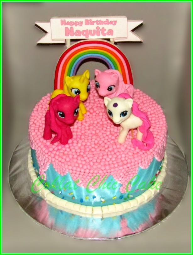Cake My Little Pony NAQUITA 22cm
