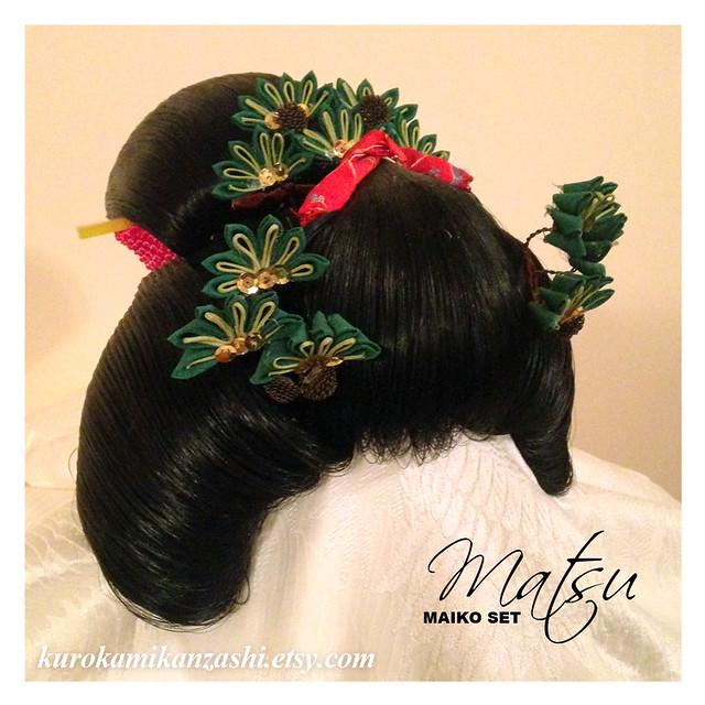 Matsu Maiko Set