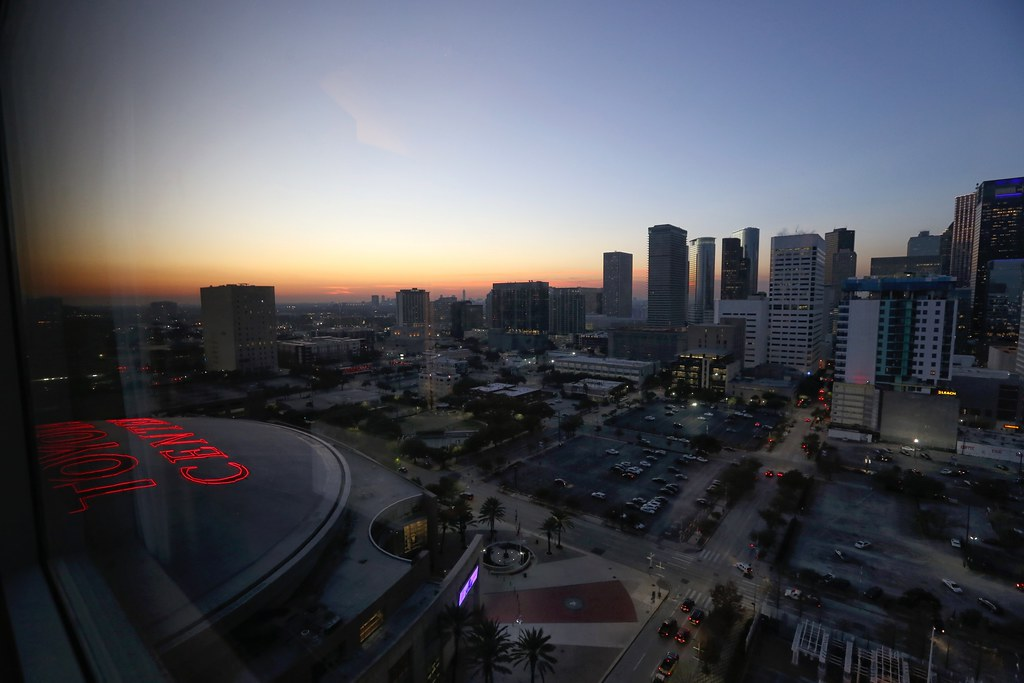 Hilton Americas-Houston Standard Suite 18