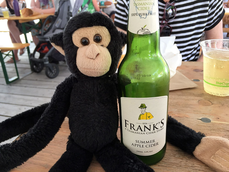 Monkey and Frank's