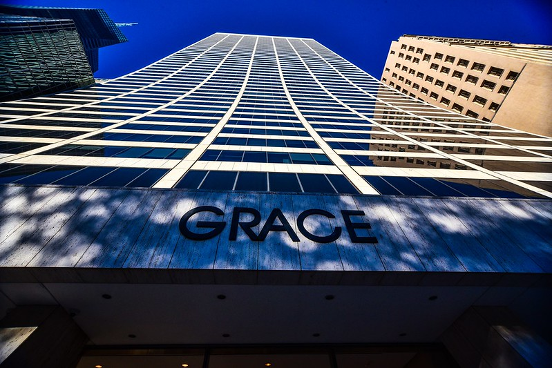 Walk In New York - NYC 2017 - Brooklyn - Grace Building
