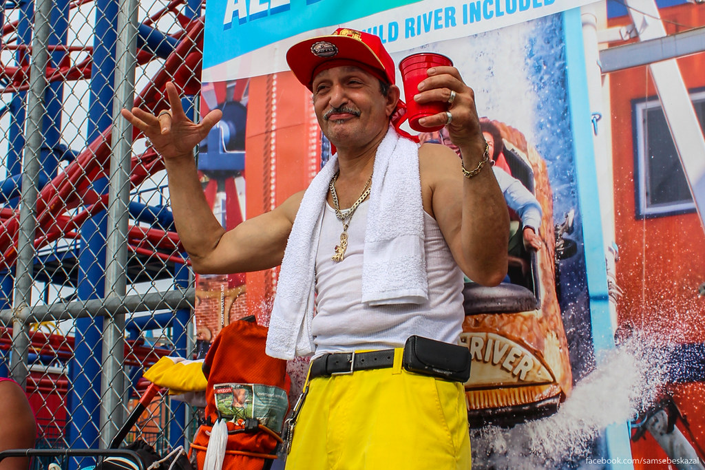 Жители города Нью-Йорка - 11: Кони-Айленд и 34-я улица