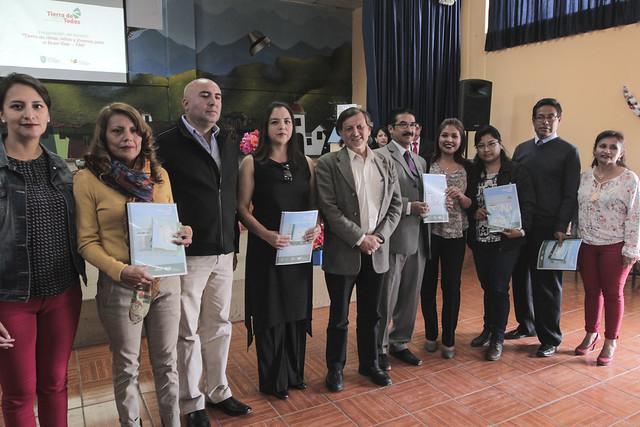 Inauguración Espacio TiNi en Unidad Educativa en Sangolquí