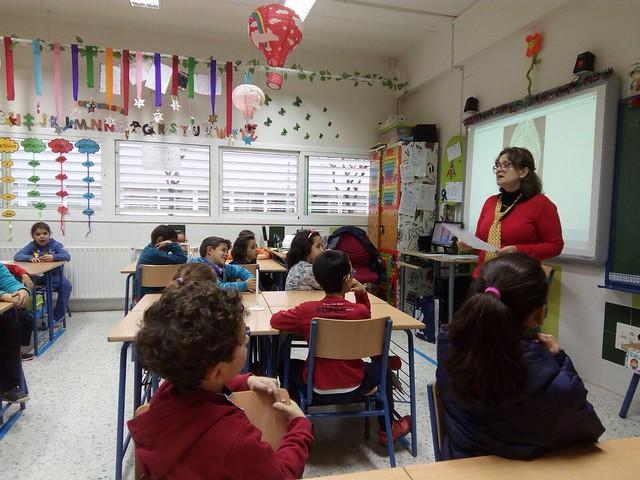 Día de la lectura en Andalucía 2º