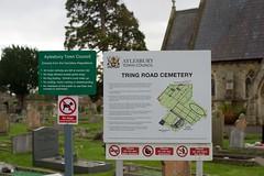 Aylesbury Cemetery Tring Road