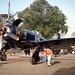 Hawker Fury ISS G-BTTA (115) North Weald 13-5-89