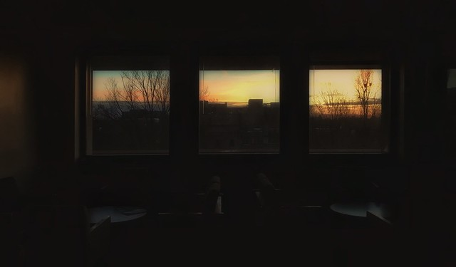 Staff Lounge Sunrise