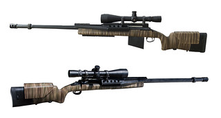 IDF Barak 338 - H-S Precision Pro Series 2000 HTR