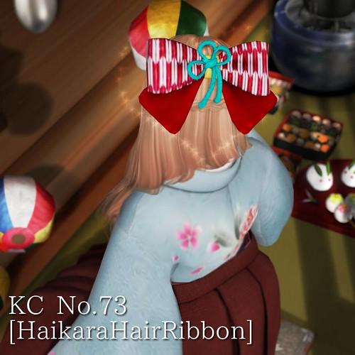 KC No.73[HaikaraRibbon]image1