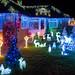 House Christmas Lights Goring
