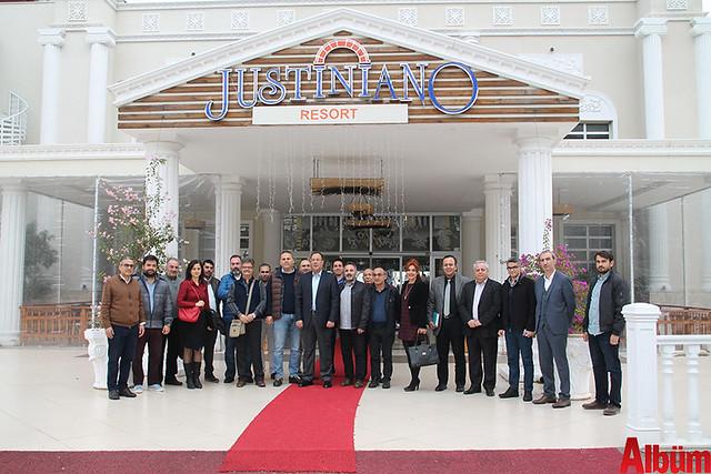 Alanya Turistik İşletmeciler Derneği (ALTİD) Yönetim Kurulu üyeleri, ALTUYAB ve İNTOD bölgesel toplantılarına katıldı.