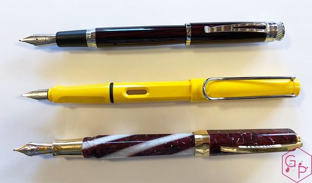 Review @Retro1951 Tornado Black Cherry Fountain Pen 11_RWM