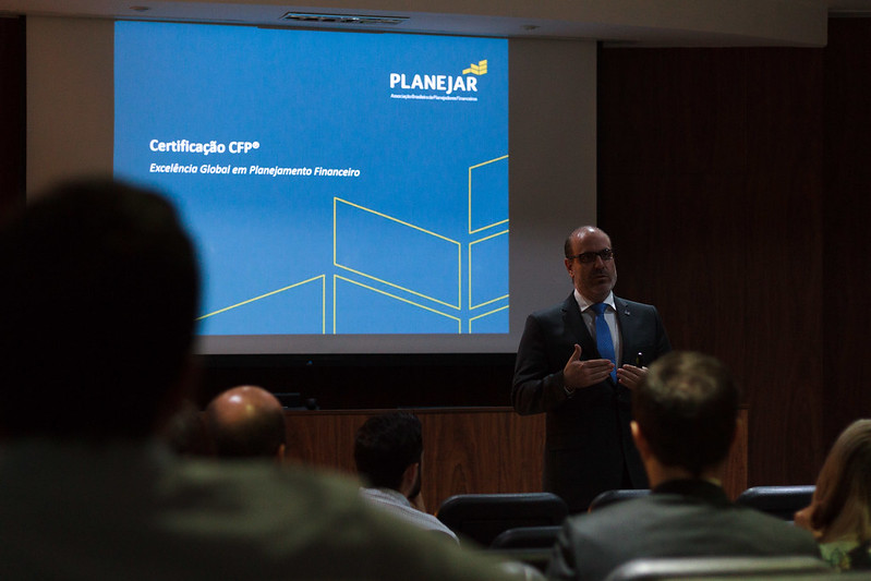 Cerimônia de Certificação da 26ª Turma de Profissionais CFP - Rio de Janeiro