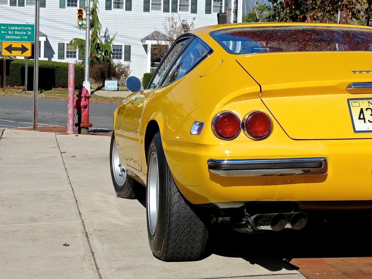 Ferrari 365 GTB-4 Daytona Hopewell NJ 2