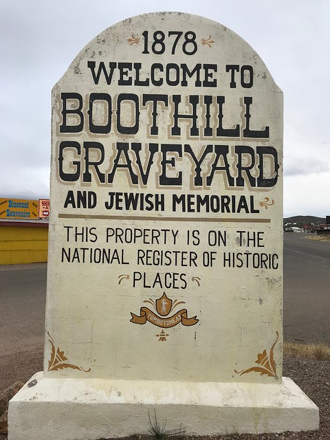 Tombstone Boothill
