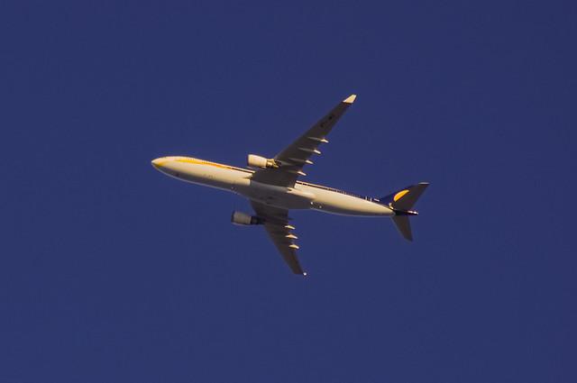 Airbus A330 Jet Airways