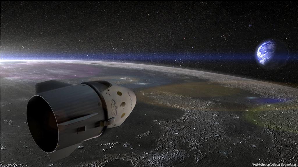 spacex lunar - photo #8