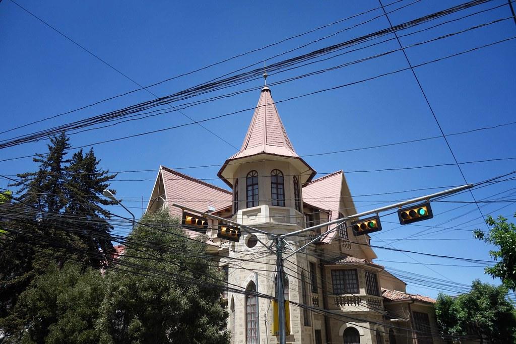 La Paz - Street 1