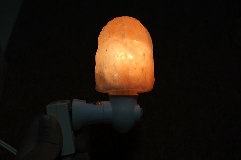 Tomshine ヒマラヤ産岩塩ライト 開封レビュー (28)