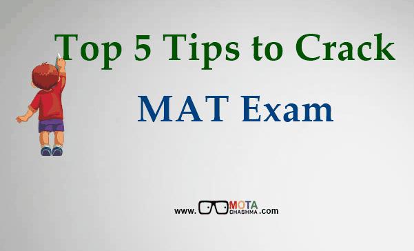 Tips to crack MAT