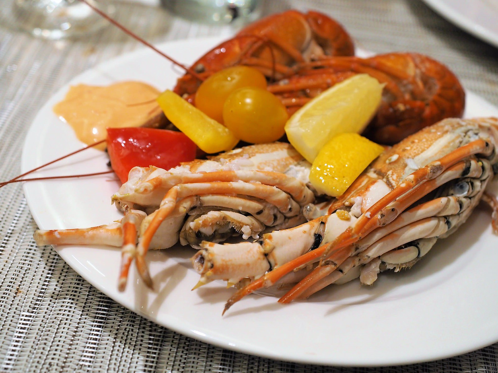 Baby lobster and yabby at Feast @ Sheraton Petaling Jaya