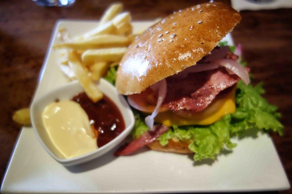 Sucre - Burger