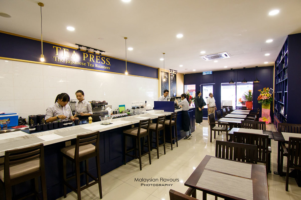 Tea Press Bangsar KL