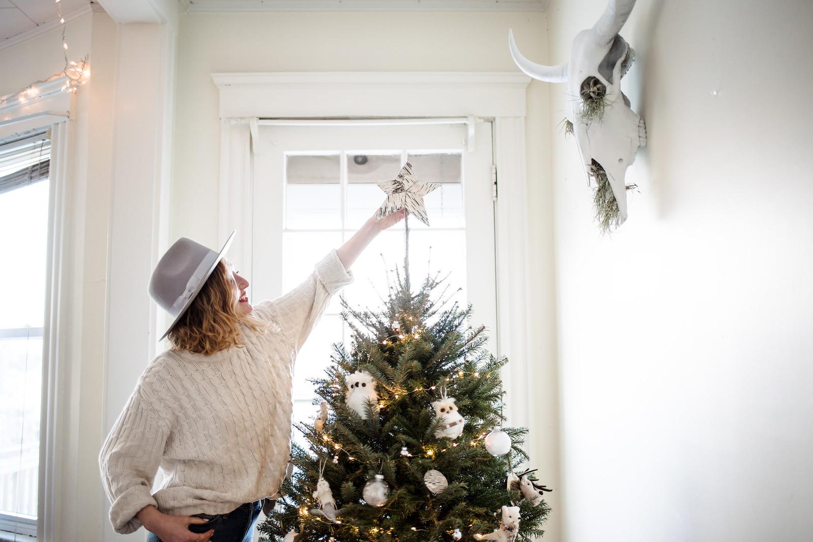 Top The Tree on juliettelaura.blogspot.com
