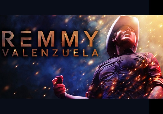 Remmy Valenzuela – 13 de abril, 21:00 hrs. Auditorio Telmex